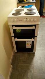 8 month old cooker