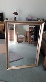 Large Mirrors x 2