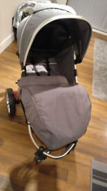 Rarely used (Almost new) Babylo Verve Pushchair (Price Negotiable)
