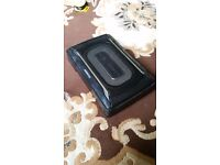 Kenwood Compact Subwoofer - Perfect for cars, fits under a seat