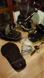Britax travel system