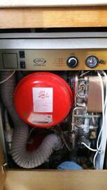 grant Vortex Combi 26c oil boiler