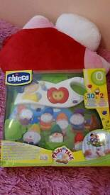 Chicco musical cot toy