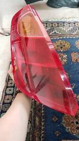Fiat Grande Punto Taillight Replacement