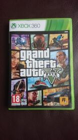 GTA 5 Xbox One Mint Condition