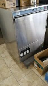 Moyer diebel high temperature under-counter dishwasher