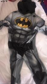 2-3 batman costume