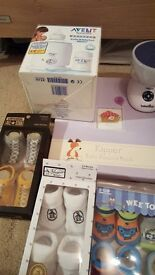 Assorted Gift Items for a New Born Baby (All items Brand New in Packaging !!!)