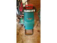 Garden Shredder - Bosch AXT Rapid 2200 - Excellent Condition
