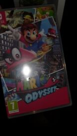 Mario Odyssey - Brand new and sealed