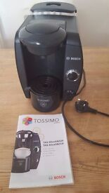 Tassimo Coffee Machine T40, big water tank, great condition hardly used!