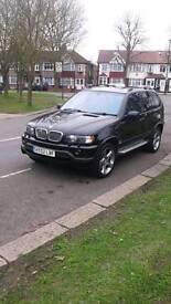 BMW x5 4.6 is