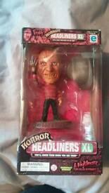 Freddy horror figure