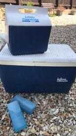 Igloo Giant Cooler box and playmate