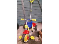 Children's trike priced for quick sale £8