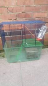 Gerbilarium tank/cage
