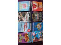 11 Interactive DVD Games 1.00 each or all for 8.00