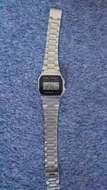 Men's retro Casio watch (rare)