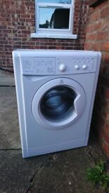 Indesit washer IWC81481 – for parts or repair.