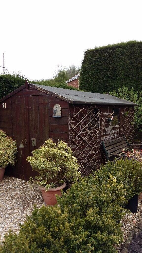 Garden Sheds 12x6 garden shed 12x6 | in merthyr tydfil | gumtree