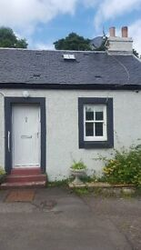 Mid terraced small cottage property for 1 person