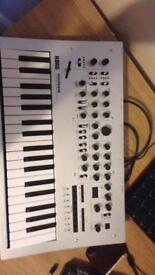 Korg minilogue 6 months old boxed with manual paper and digital receipt
