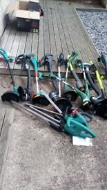 Job lot for spares or repairs