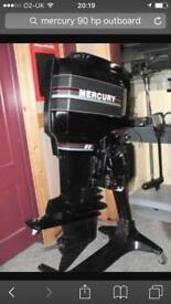 "Mercury/Mariner 75/90 Outboard ""BREAKING"""
