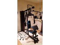 Brand new multigym for sale with all accessories