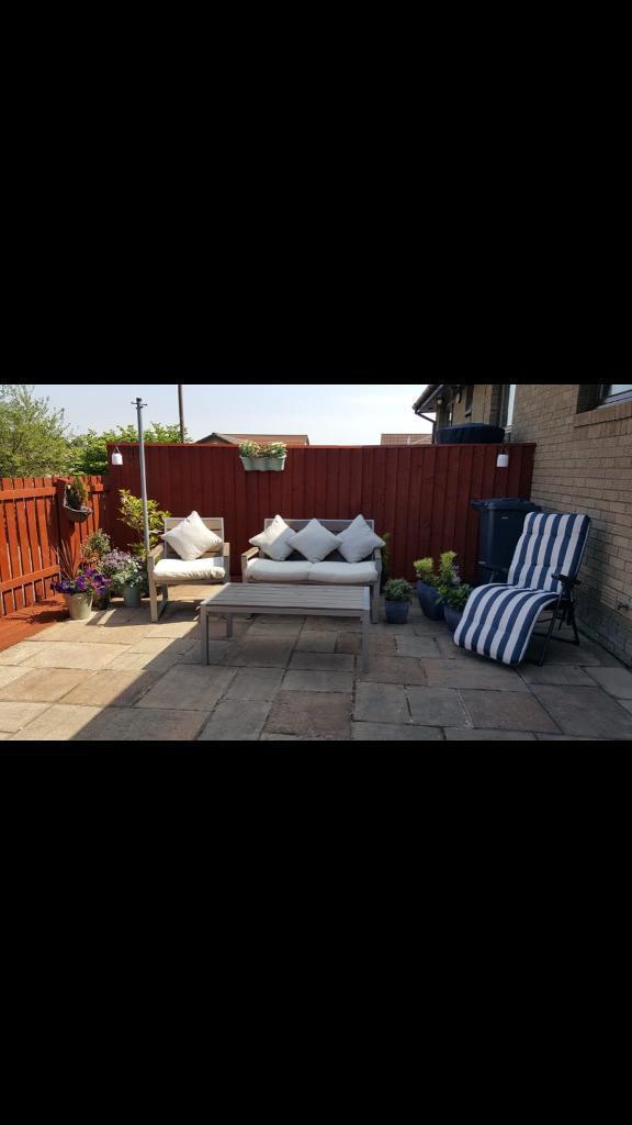 Dobbies garden furniture set £200 | in West Calder, West ...