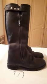 Topshop Dexter knee high boots Brand New size 7