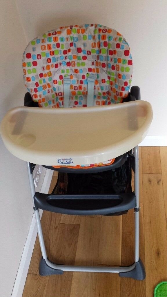 High Chair Chicco Highchair