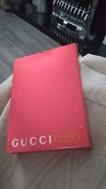 Gucci rush perfume unwanted item