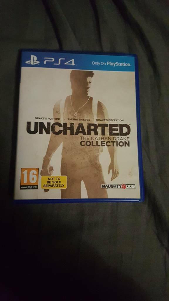 Uncharted The Nathen Drake COLLECTION