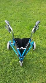 Rollator for Sale - Assists if Difficult to Walk Unaided