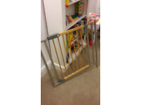 Two safety gates for sale (Geuther)