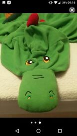 With tags primark dragon onsie
