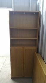 IKEA BILLY BOOKCASES X3