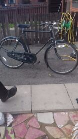 vintage raleigh roadster ex condition