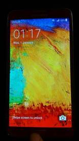 Samsung Galaxy Note 3 Red Edition