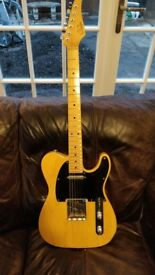 Awesome Suhr Classic Antique T Butterscotch