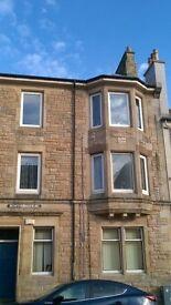2 Bedroom Flat in Montgomery St Irvine for rent