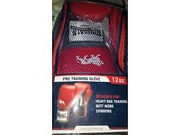 Londsdale Boxing Gloves (RED)