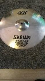 "18"" sabian explosion crash for sale!!!"