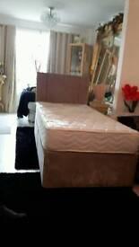 Single next bed