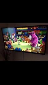 Samsung 40 inch led lightweight slim television