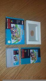 SUPER NINTENDO game - SUPER MARIO KART - complete. VGC! Rare Retro