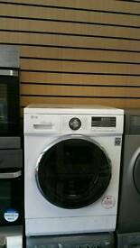 LG 8kg Washing Machine (Superb Condition)