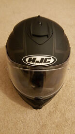 HJC IS-17 Mission Max Vision Full-face Helmet - As New