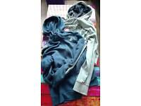 x2 hoodies adidas & jack jones large